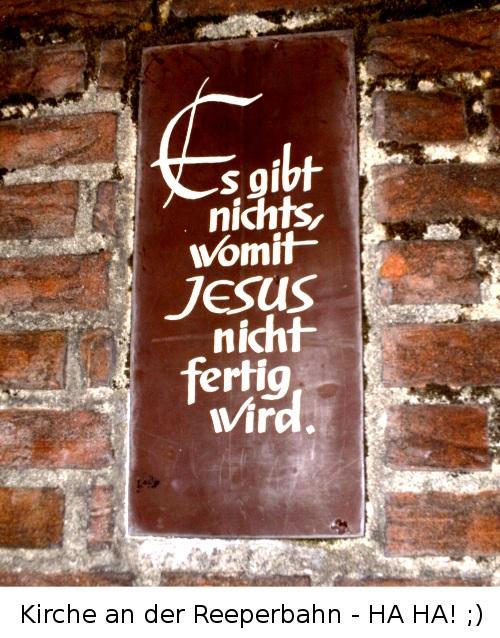 Kirche Reeperbahn